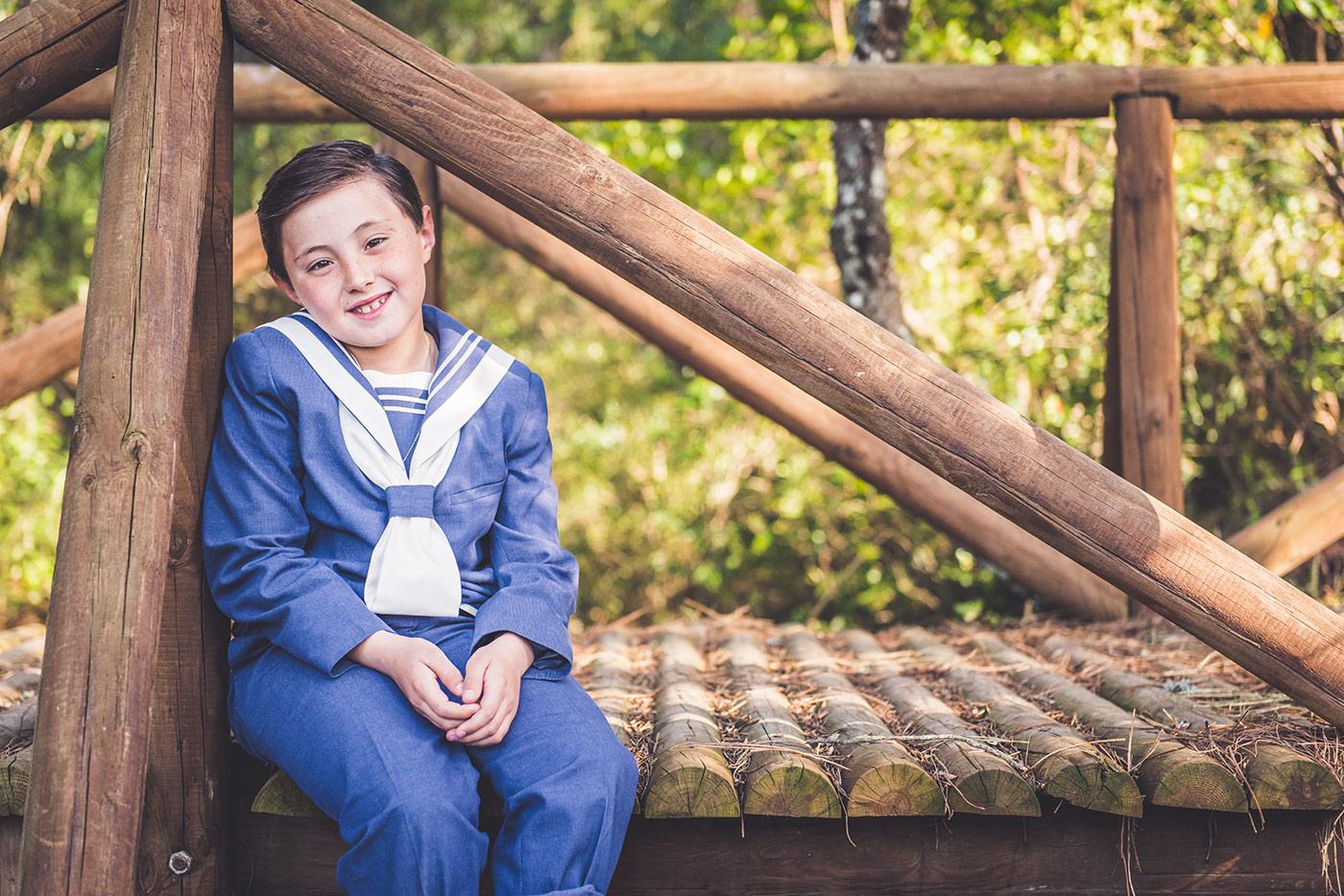 fotografia infantil, comunión