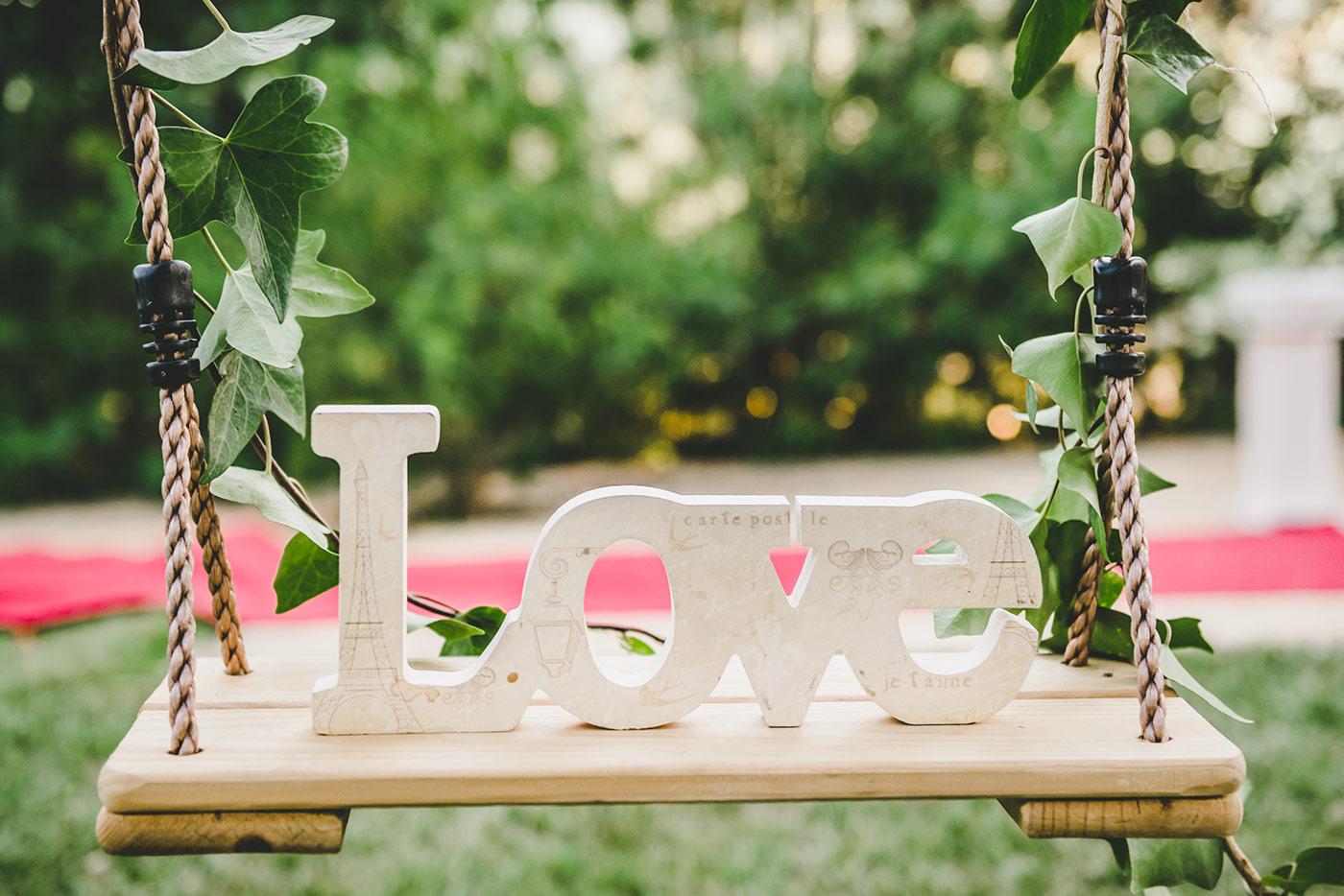 La importancia de los detalles en una boda.