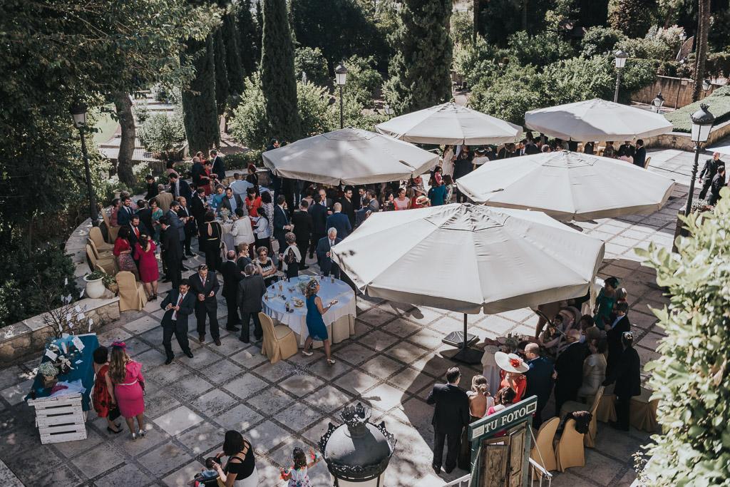 Carpe fotografía, ceremonia civil, Parador de la Arruzafa, Parador de Córdoba, Bodas en Córdoba, Fotógrafos de Córdoba, fotografía de boda, Bodas en el parador de la arruzafa, Boda civil córdoba, copa de bienvenida