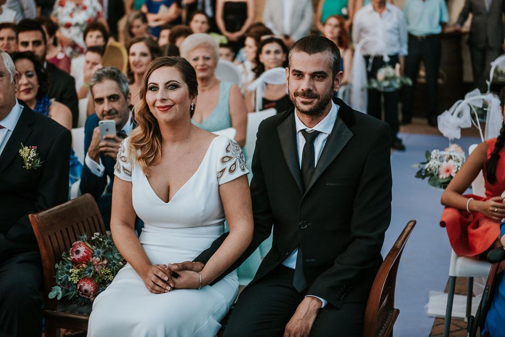caricias boda