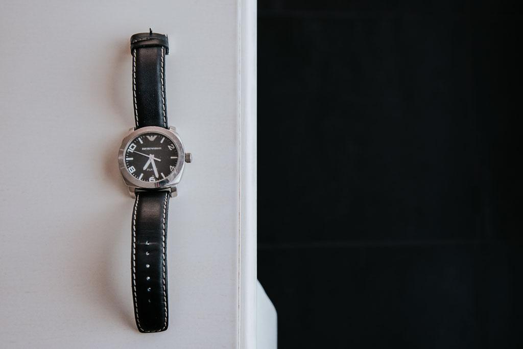 Reloj novio