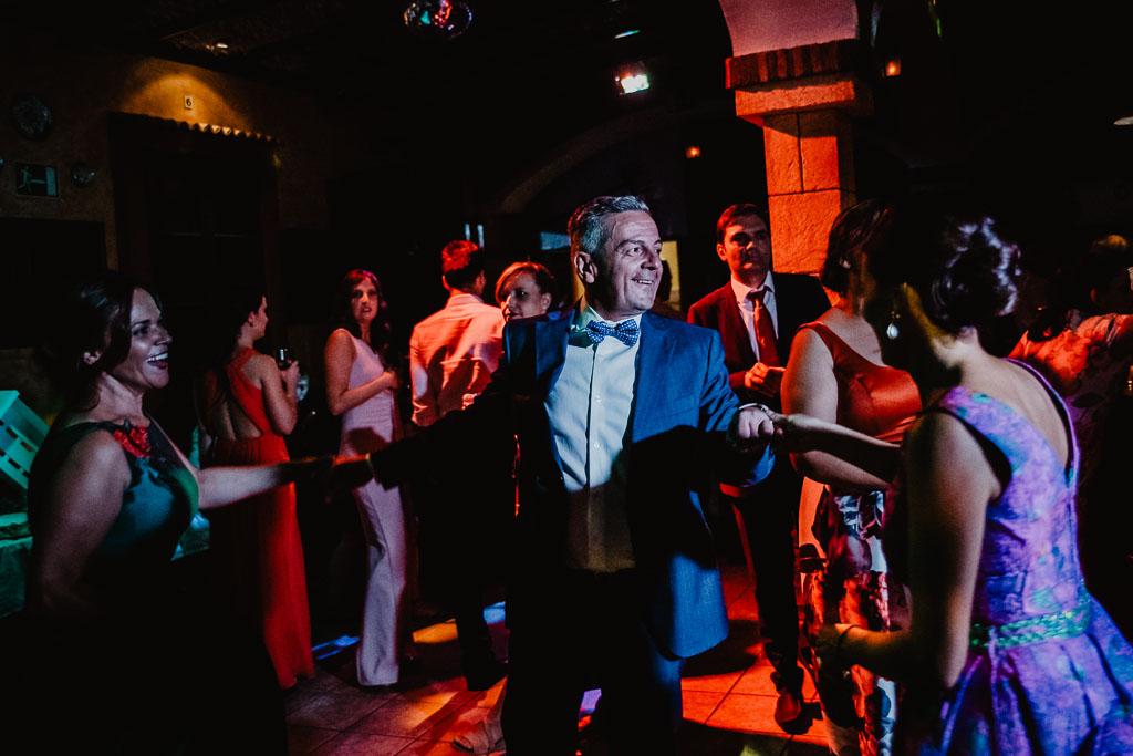 baile barra libre boda